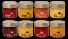 Honig-Frucht-Aufstriche
